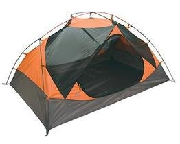 ALPS Mountaineering Chaos 2 Tent: 2-Person 3-Season Sage/Rust, One Size, Outdoor Stuffs