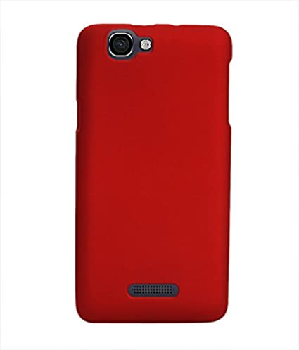 info for 6dca0 ac0e7 Back Cover for Micromax Canvas A120 - Red: Amazon.in: Electronics