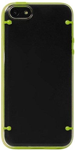 Katinkas Fluorescent Tech Hard Case für Apple iPhone 5C gelb