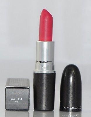 Mac Retro Matte Lipstick, All Fired Up (Best Retro Matte Mac Lipstick)
