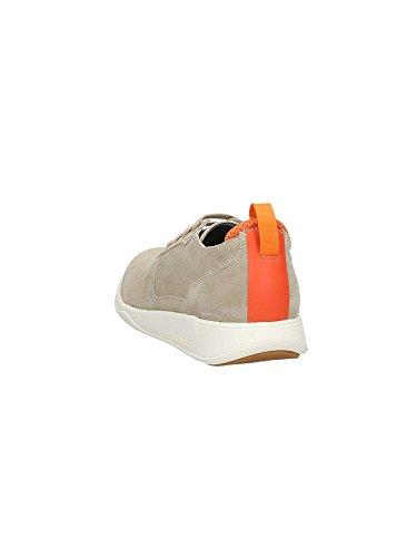 LUMBERJACK hombre bajas zapatillas de deporte SM29705-001 HOUSTON AZUL Tórtola