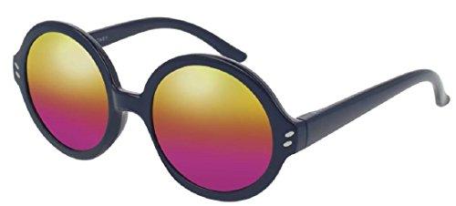 Stella McCartney SK 0019 S- 001 BLUE / MULTICOLOR - Stella Sunglasses Mens Mccartney