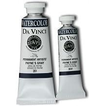 Da Vinci DAV261F 15ml Watercolor Paint - Paynes Gray