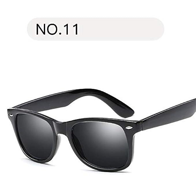 Classic Summer No 11 colore Free Dimensione Shades Women Eyewear Protezione Retro Da Size Fashion Women's Sole Wagyunfei Occhiali 100 Polarized Uv