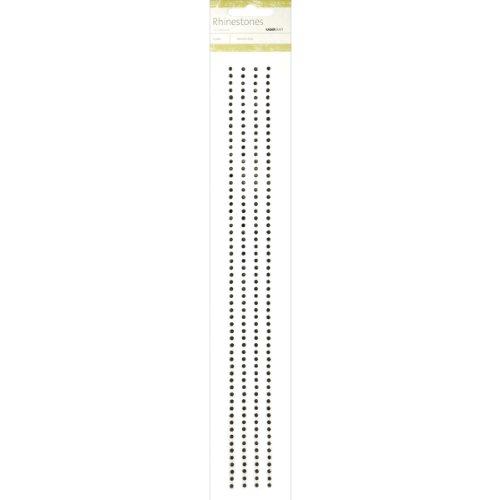 Kaisercraft Strip Rhinestone (Bulk Buy: Kaisercraft Self-Adhesive 3mm Rhinestone Strips 12