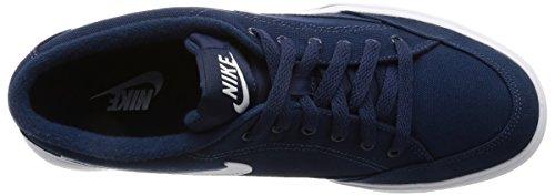 Nike Herren Gts 16 Txt Sneaker Blau (Midnight Navy/white)