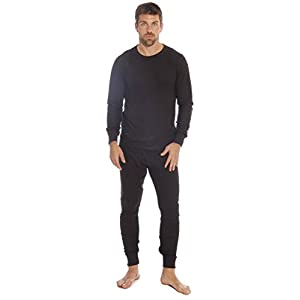 At The Buzzer Thermal Underwear Set for Men