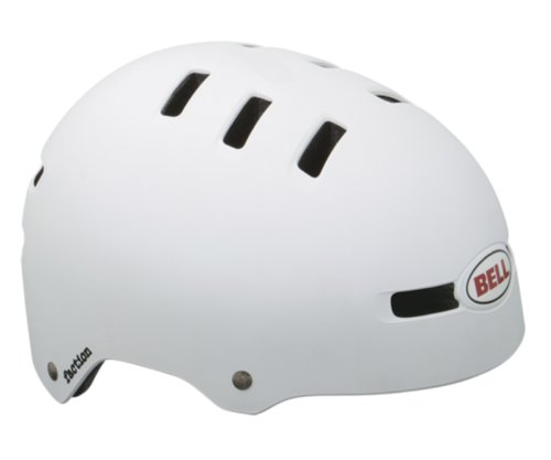 Bell Faction Multi-Sport Helmet, Matte White, Large