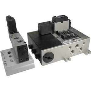 SMC VV5FS2-01T1-071-02 Manifold Base