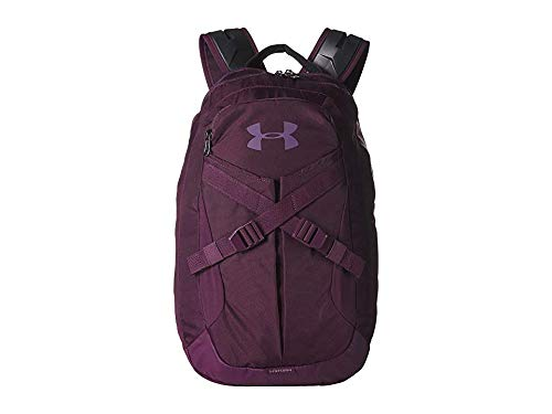 Under Armour Recruit Backpack 2.0, Kinetic Purple//Swift Purple, One Size Fits All