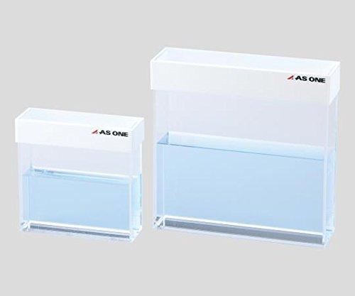 アズワン2-724-02観察用アクリル水槽平型(300×80) B07BD2J6MZ