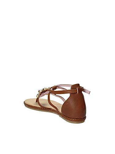 40 Brun Femmes Tongs 110497 Sandales Stonefly XpqwYAHp