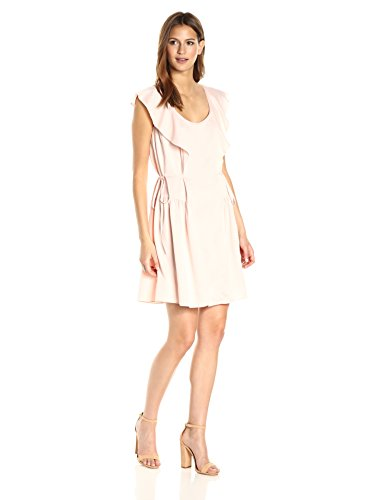 Dress Women's Connection Drape French Nia Opal Pink IwqB5F