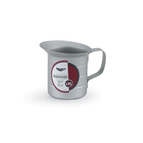 (Aluminum Measuring Cup, 1/2 Qt)