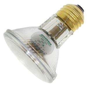 Sylvania 14500 50PAR20/HAL/SPL/NSP10 50W PAR20 Halogen Light Bulb, Narrow Spot Beam Spread (10°) ()