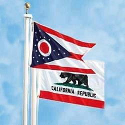 50 State Complete Flag Set