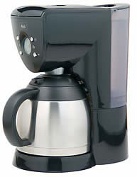 Melitta ME10DTB 10-Cup Thermal Coffeemaker
