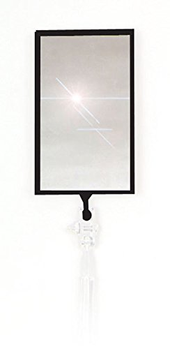 Ullman K-2R Inspection Mirror Refill, Rectangular, 2 1/8
