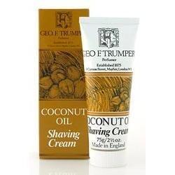 (Geo F. Trumper Coconut Oil Soft Shaving Cream 75 g cream by Geo F. Trumper)