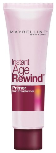 Maybelline New York instantanée Age Rewind Primer peau Transformer, Clair, 0,85 once liquide