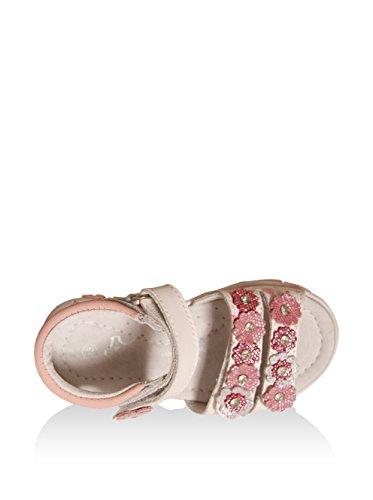 Sandales pour Fille URBAN B120304-B1392 WHITE
