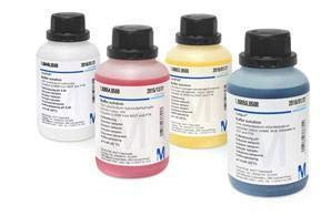 1.07827.1000 - Description : Acetic Acid/Sodium Acetate - Certipur pH Buffer Solutions, MilliporeSigma - Each (1l)