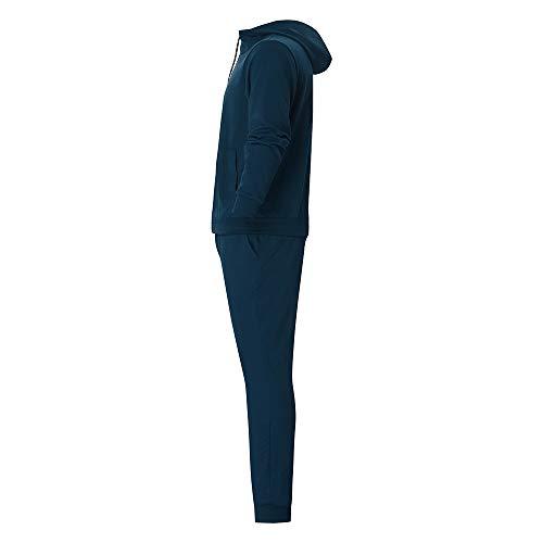 Marina Due Activewear Pantaloni Inverno Completo Sportiva Tuta Maniche Uomo Felpa Lunghe Cappuccio Da Pezzi Abcone Con Invernale Per Autunno A Top rxraRH