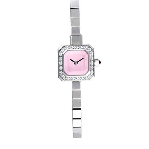 Corum Sugar Cube analog-quartz womens Watch 137.427.47 (Certified Pre-owned)
