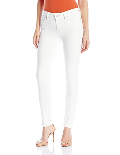 White stitch jeans womens