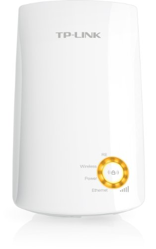 TP-LINK TL-WA750RE 150Mbps Universal Wireless Range Extender (Wall Plug) (Best Wifi Router With Maximum Range)