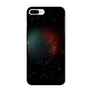 Cover It Up - Red Cyan Star Could Apple iPhone 8 Plus Hard Case