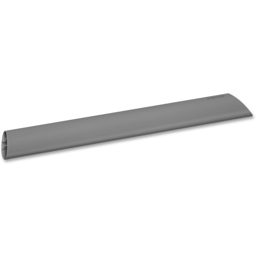 (Fellowes I-Spire Series Keyboard Wrist Rocker - Gray - 2.6quot; x 18.3quot; x 1.1quot; - Gray - Silicone )