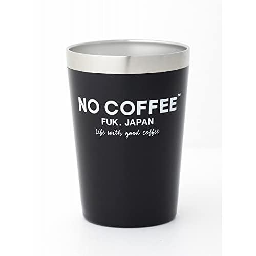 NO COFFEE 真空断熱タンブラー BOOK 付録
