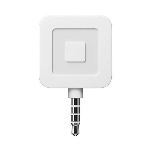 Square Credit Card Reader 2014 with 10 Dollar Account Credit (Reader Square)