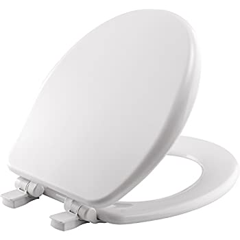 Amazon Com Mayfair Toilet Seat Will Slow Close Never