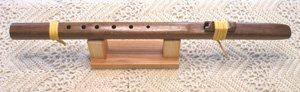 Windpony Key of F# Walnut 6-Hole Flute