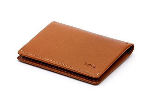 Bellroy Leather Slim Sleeve Wallet Caramel