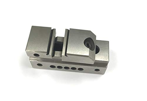 HHIP 3900-0124 1'' Precision Parallel Screwless Vise with Step Jaws by HHIP (Image #3)