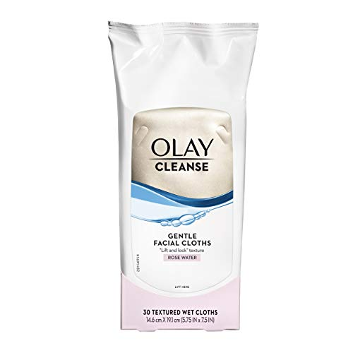 (Makeup Remover Wipes by Olay Normal Wet Cleansing Cloths, 30-Count (Pack of 3))