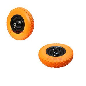 2-x-16-Flat-Free-Tubeless-Tire-Wheel-For-Hand-Truck-Carts-58-Wheelbarrow