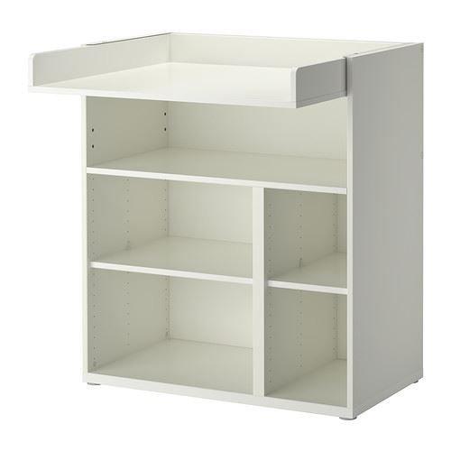 eLisa8 STUVA - Mesa cambiadora, Color Blanco: IKEA of Sweden ...
