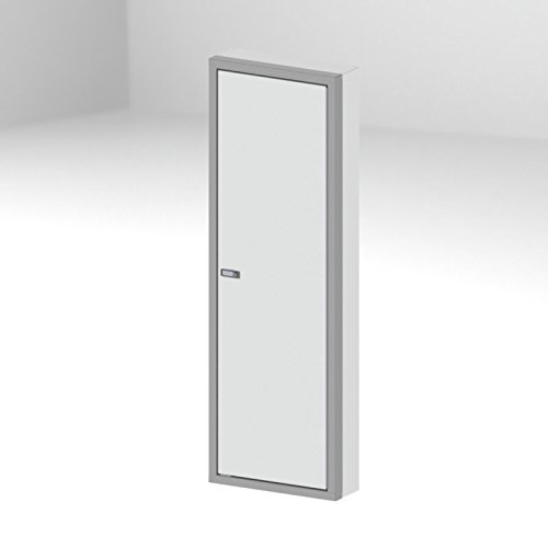RB Components 6100 Closet Cabinet, 72'' H x 8'' D x 24'' W