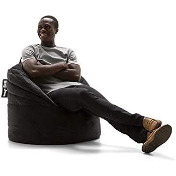 Amazon Com Big Joe Milano Bean Bag Chair Multiple Colors