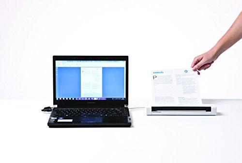 Brother Mobile Color Page Scanner Ds 620 Fast Scanning Speeds