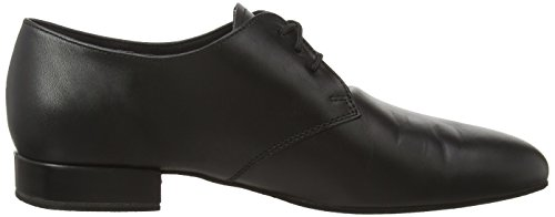 Diamant Mens Model 095 - 3/4 (2 cm) Standard Shoe for Tango/Salsa, 8 M US (7.5 UK)