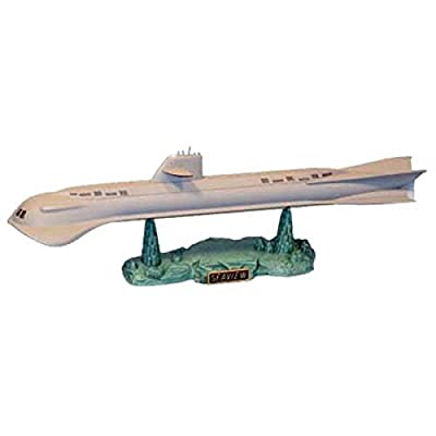 Moebius Models MOE808 1/350 VTTBOTS Seaview: Toys & Games