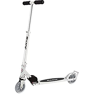 Razor A3 Kick Scooter, Clear, Frustration Free Packaging