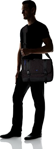 Shoulder Negro Armani Hombre Negro Tech Jeans Bag wwYgtq