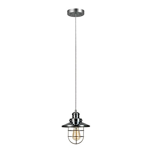 Pendant Clear Cage - 3