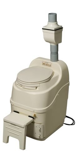Sun-Mar Mobile AC Waterless Composting (Waterless Composting Toilet)